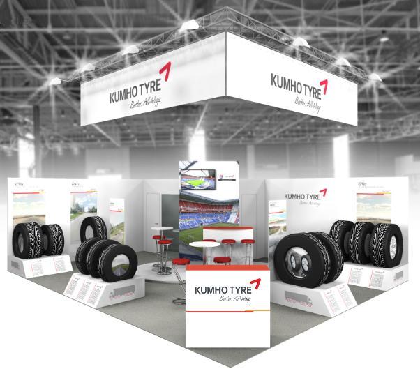 Kumho Tire готовит две премьеры для выставки Solutrans 2017