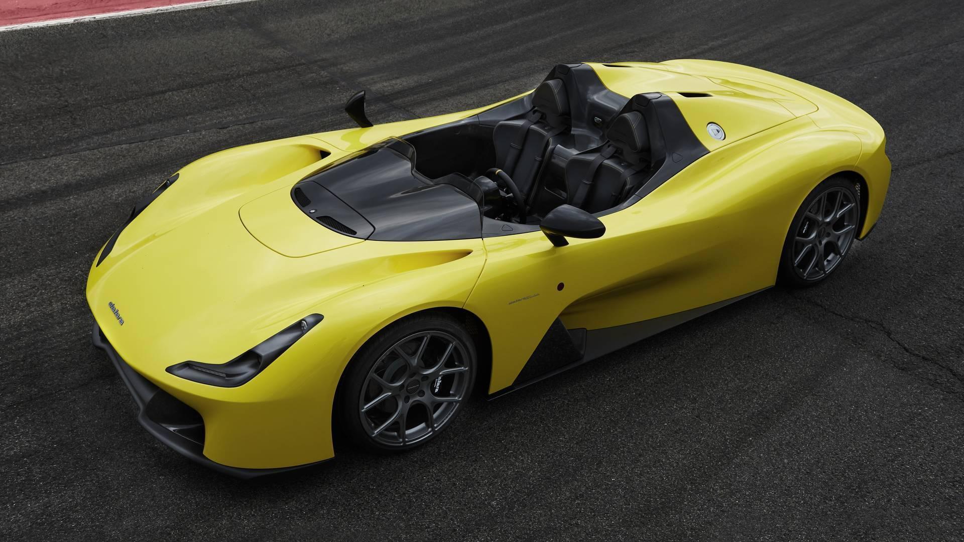 Dallara доверила разработку шин для своего первого дорожного автомобиля компании Пирелли