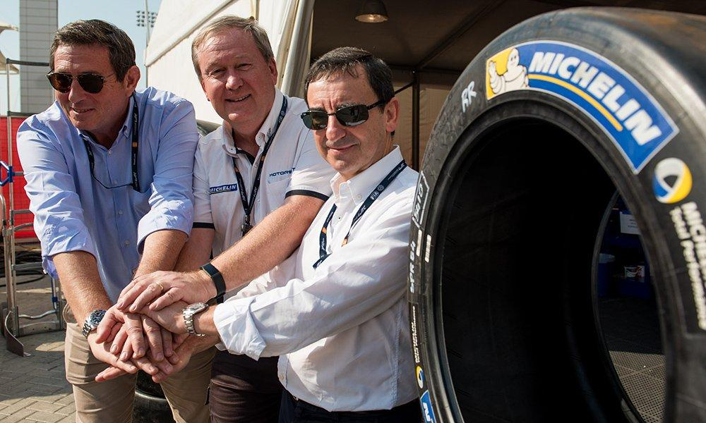 Michelin продлил соглашение с ACO и FIA WEC еще на три сезона
