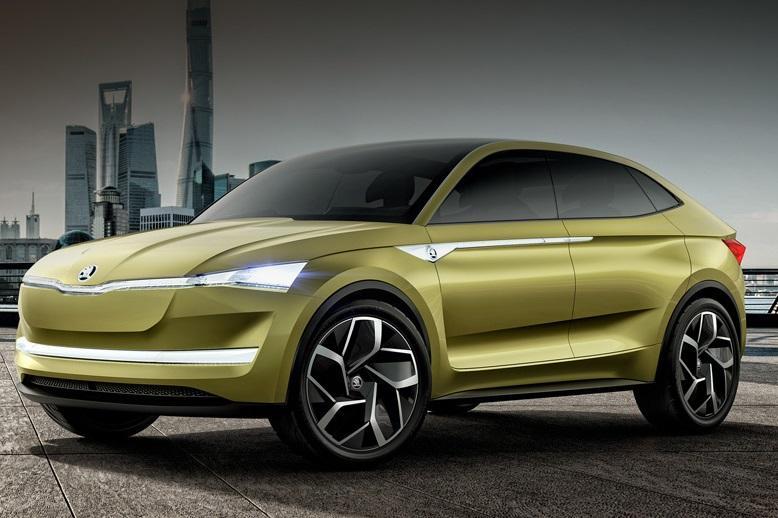 Skoda начнет собирать электромобили в 2020 году