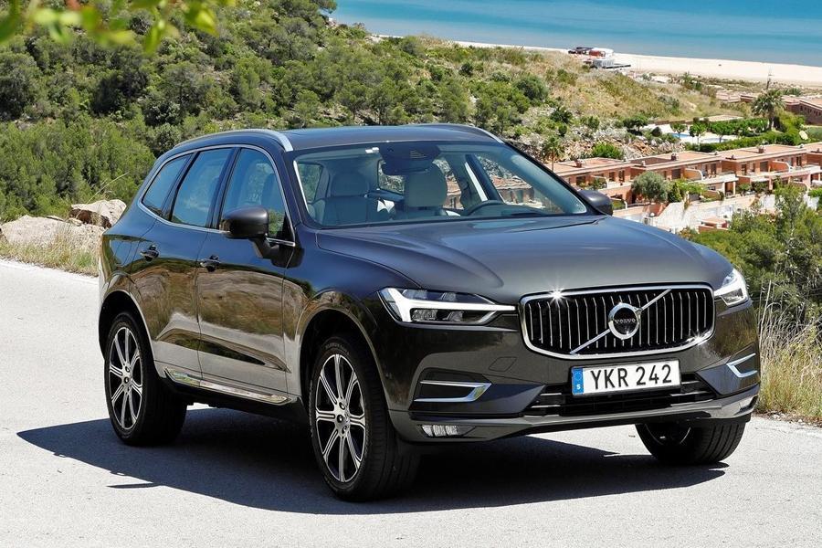 Volvo уточнила российский прайс-лист на XC60