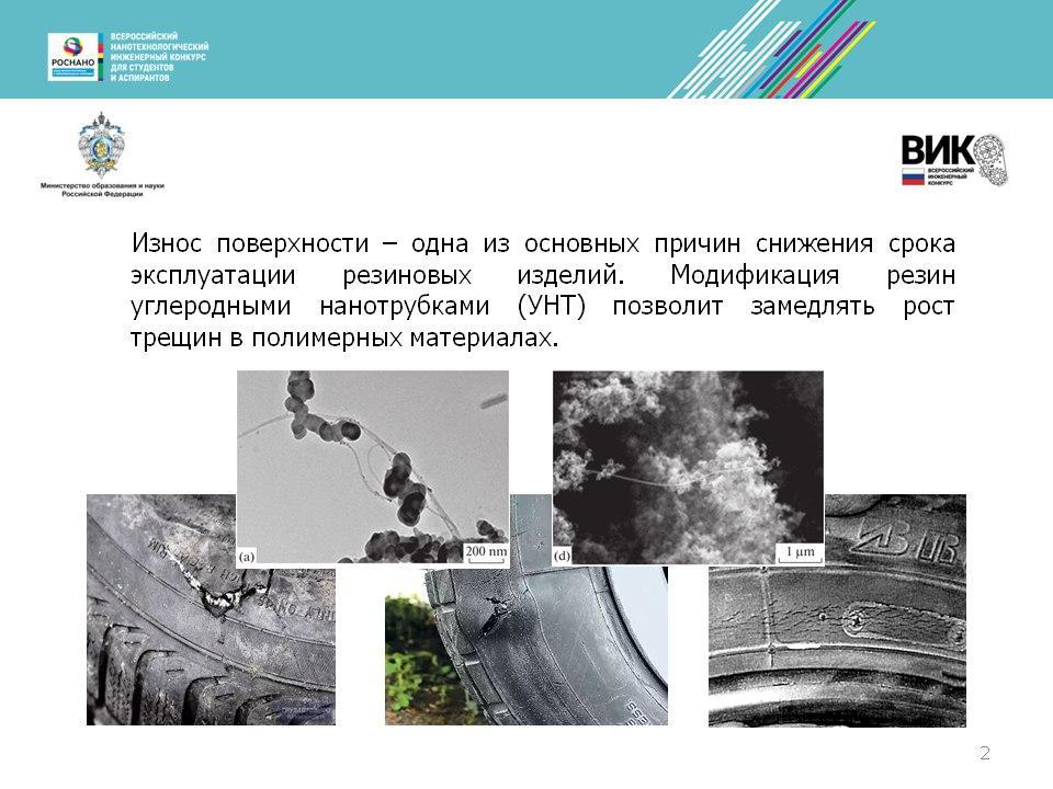 Студент из Кирова придумал способ повышения износостойкости автопокрышек