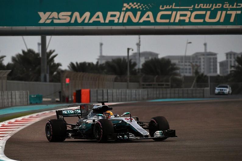 Команды F1 тестируют новые шины Pirelli образца 2018 года