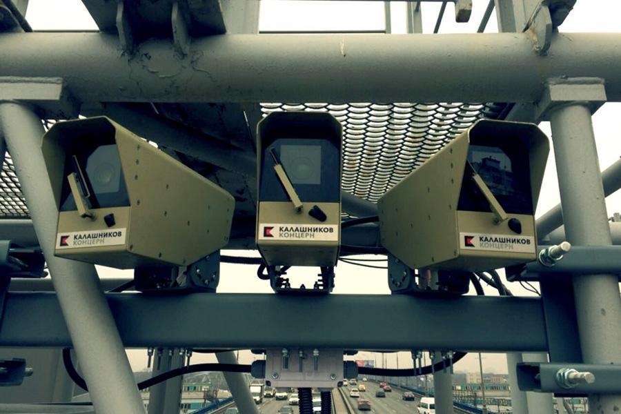Дорожные камеры концерна «Калашников» начали тестировать в Москве