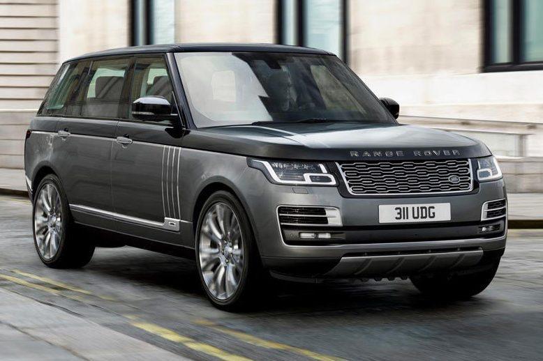 Обновился самый дорогой Range Rover
