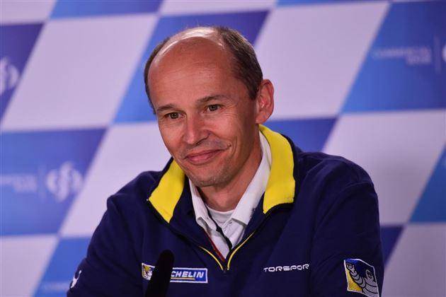 Директор Michelin Motorsport перешел на работу в Dorna Sports