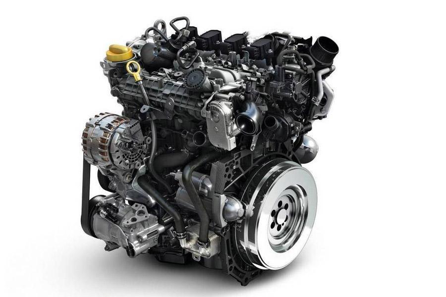 Renault представила новый турбомотор