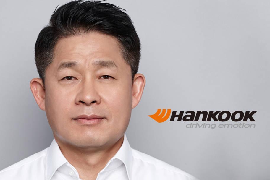 С Нового года у Hankook Tire будет новый президент