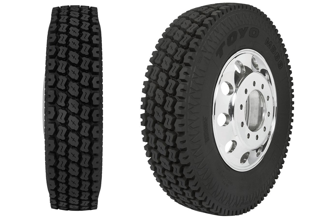 Toyo расширяет ассортимент грузовых шин для Северной Америки