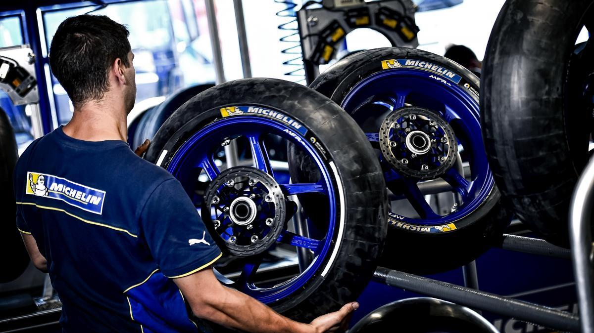 Участники Кубка мира Moto-e будут соревноваться на мотошинах Michelin