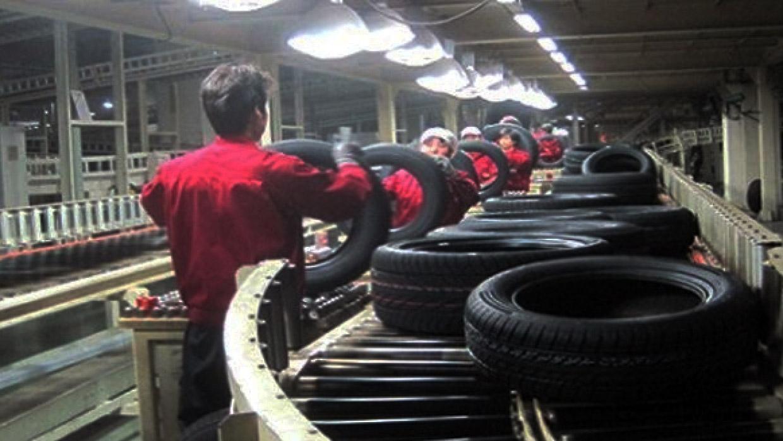 Сирия приступила к восстановлению шинной промышленности