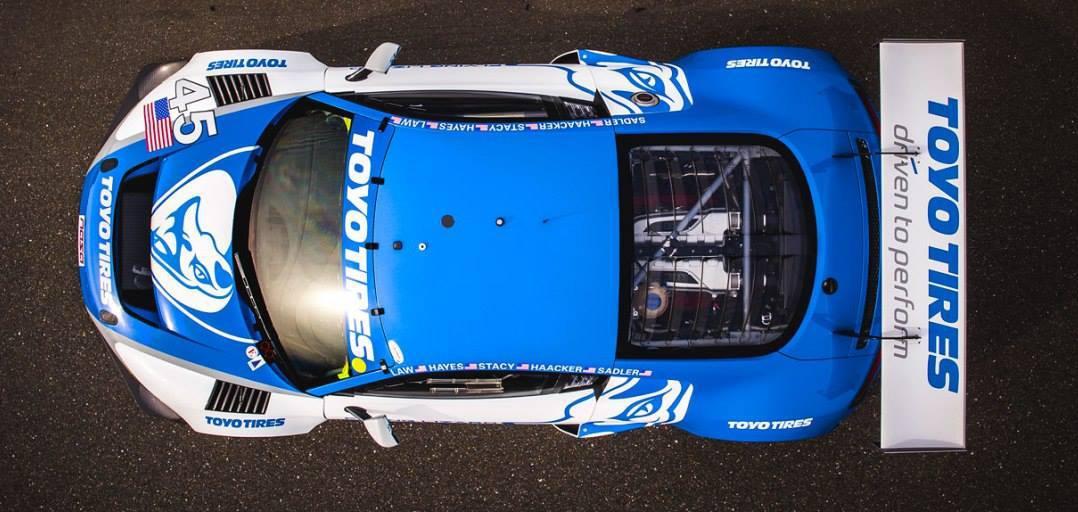 Третья победа Toyo Tires и Flying Lizard в «25 часах Тандерхилла»