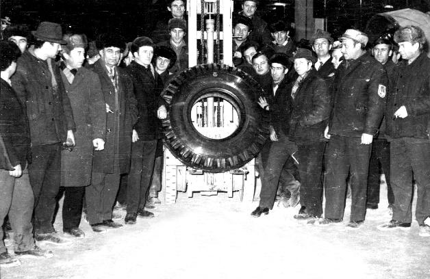 За 45 лет «Росава» выпустила более 200 миллионов шин