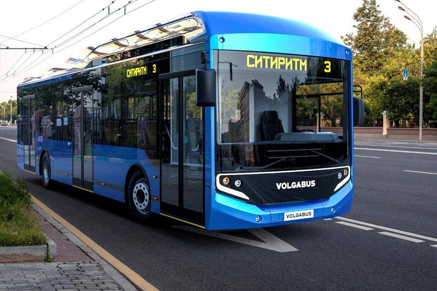 В России запустили новый автобусный завод