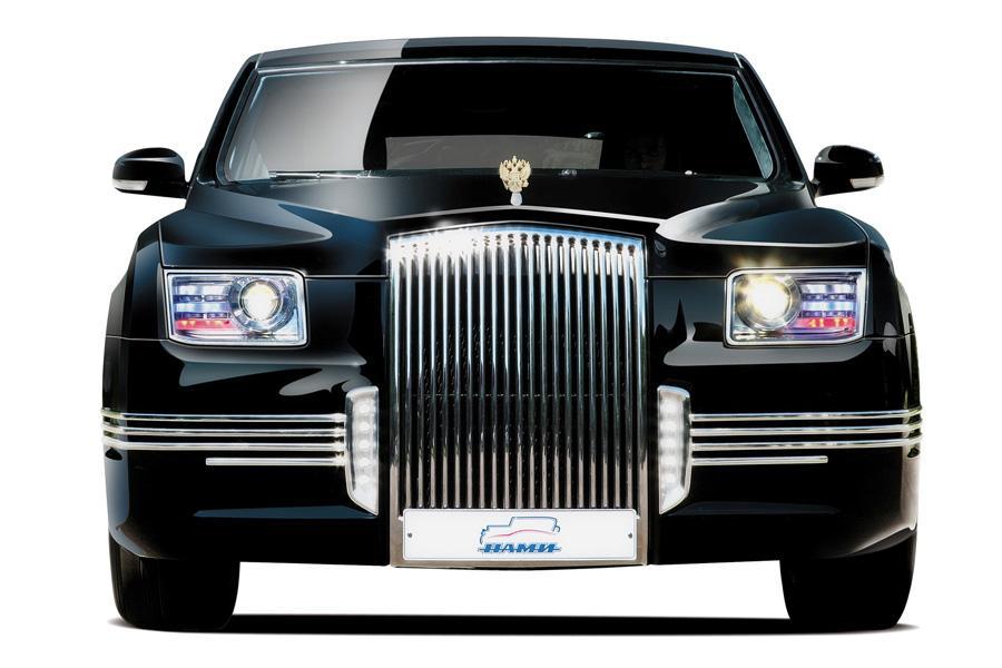Автомобили проекта «Кортеж» поступят в ФСО на следующей неделе