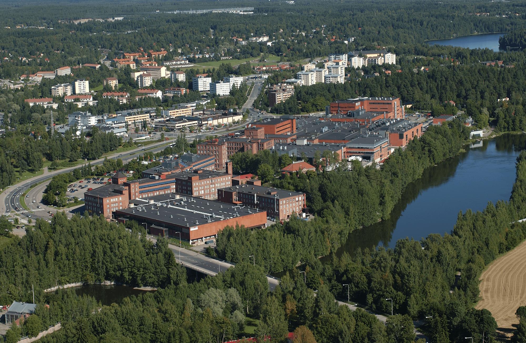 Nokian Heavy Tyres увеличит производственные мощности завода в Нокиа на 60 процентов