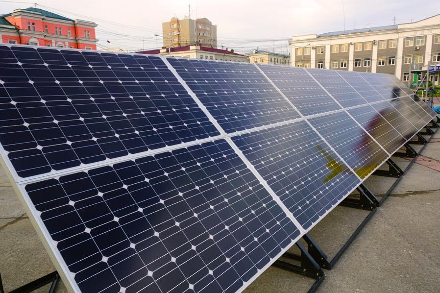 Дорога в Китае будет вырабатывать электричество