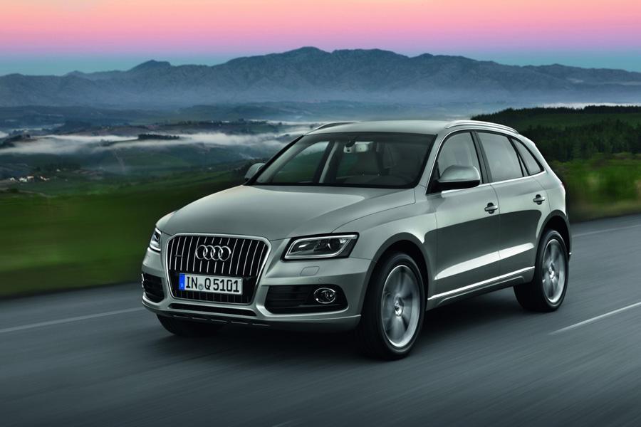 Audi отзывает в России три модели