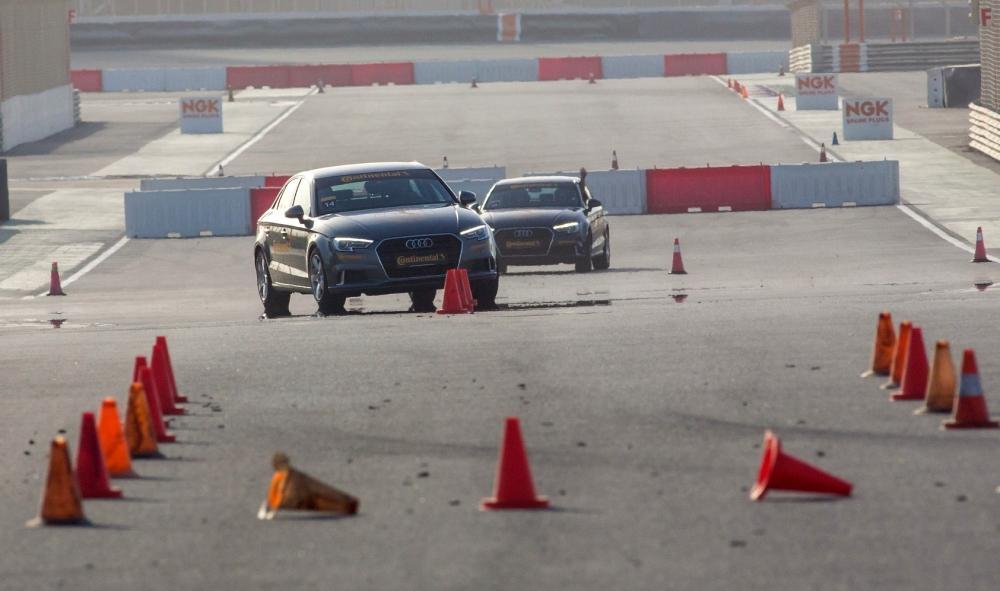 Continental провел в Дубае презентацию новой линейки шин для Ближнего Востока
