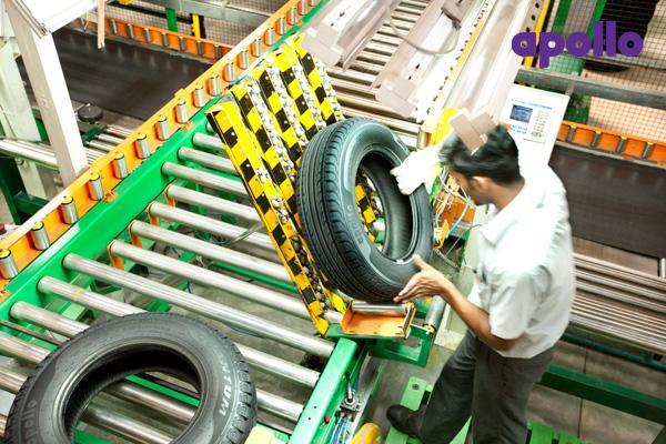 В 2018 году Apollo Tyres инвестирует $235 млн в увеличение своих производственных мощностей
