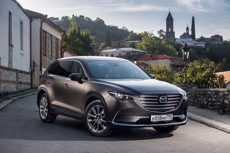 Mazda CX-9 обретет российскую прописку