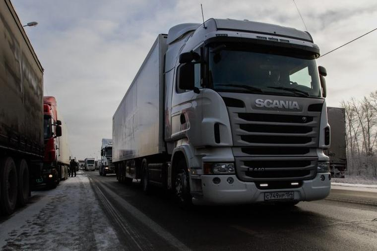 В России отменили весенние ограничения движения для фур
