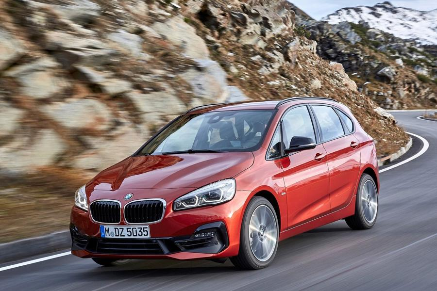 BMW обновил вэн Active Tourer