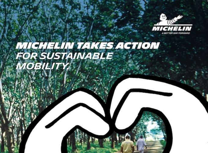 Мишлен получила свою третью премию European Sustainability Award