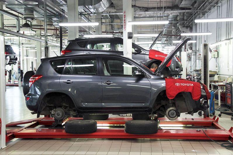 В Китае отозвали рекордное число машин