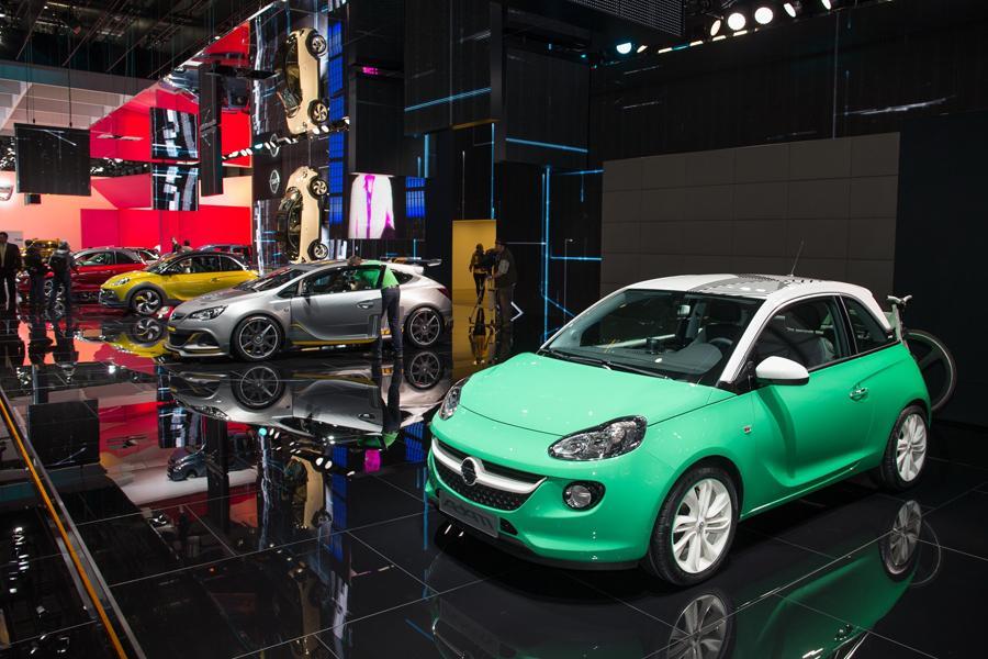 Opel пропустит Женевский автосалон