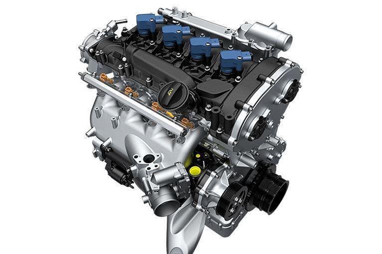 Раскрыты характеристики базового мотора проекта «Кортеж»