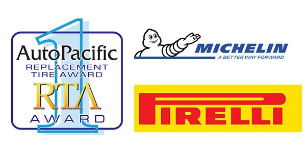 Мишлен возглавил рейтинг потребительской удовлетворенности AutoPacific Awards 2017