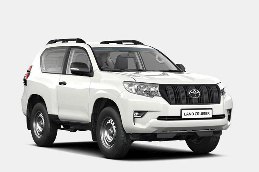 Toyota сделала бюджетную комплектацию Prado