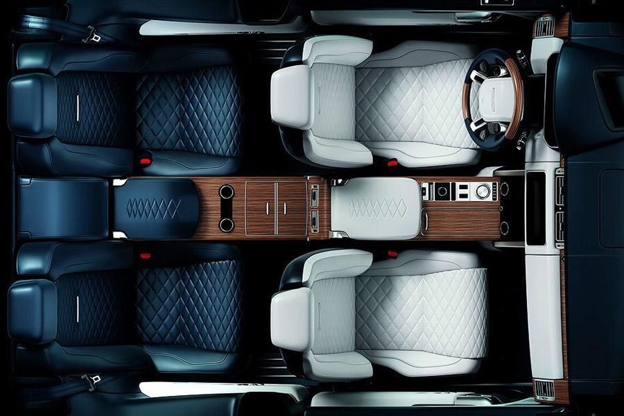 Land Rover показал интерьер трехдверного внедорожника