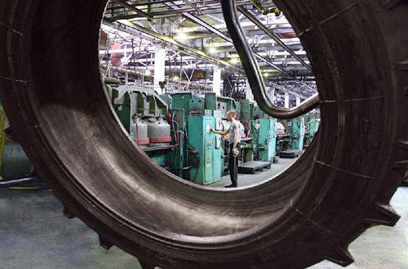 В 2017 году АШК произвел более 1,8 миллиона шин