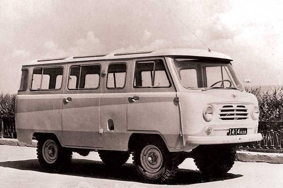 УАЗу-«буханке» исполняется 60 лет