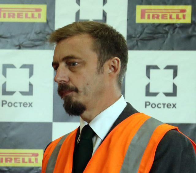 Глава российского подразделения Пирелли награжден Орденом Дружбы