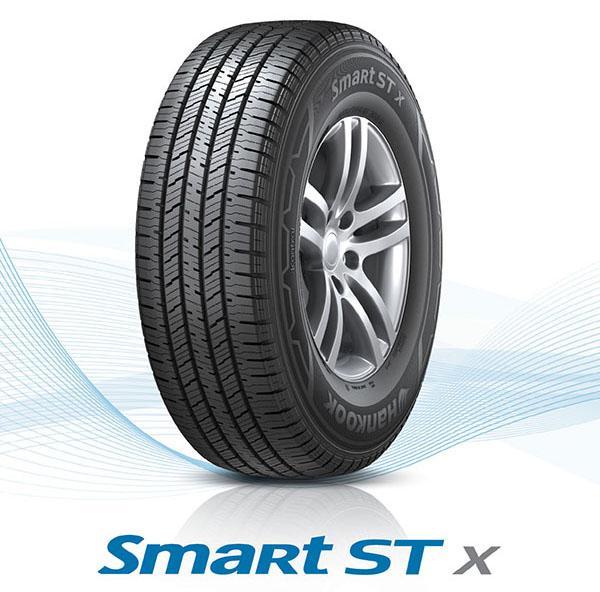 Hankook расширяет ассортимент шин для владельцев SUV новой всесезонкой Smart ST X