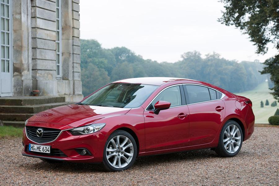 Mazda отзывает проданные в России «шестерки»