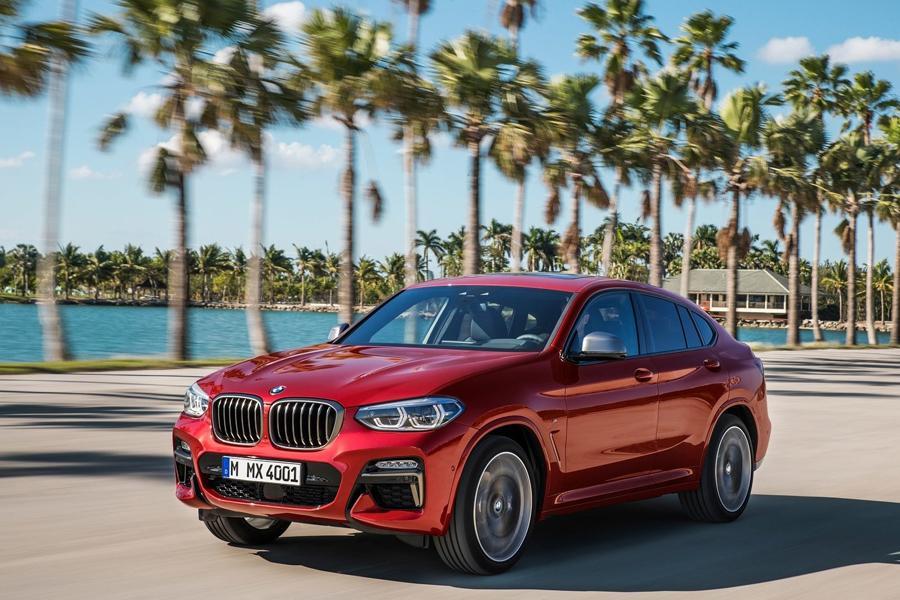 BMW X4 похорошел, сменив поколение
