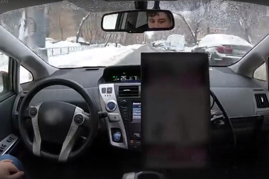 «Яндекс» выпустил беспилотное такси на улицы