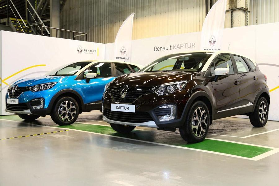 Московский завод Renault модернизируют под выпуск новой модели