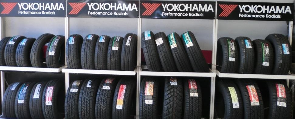 2017 год стал для компании Yokohama рекордным по объемам продаж