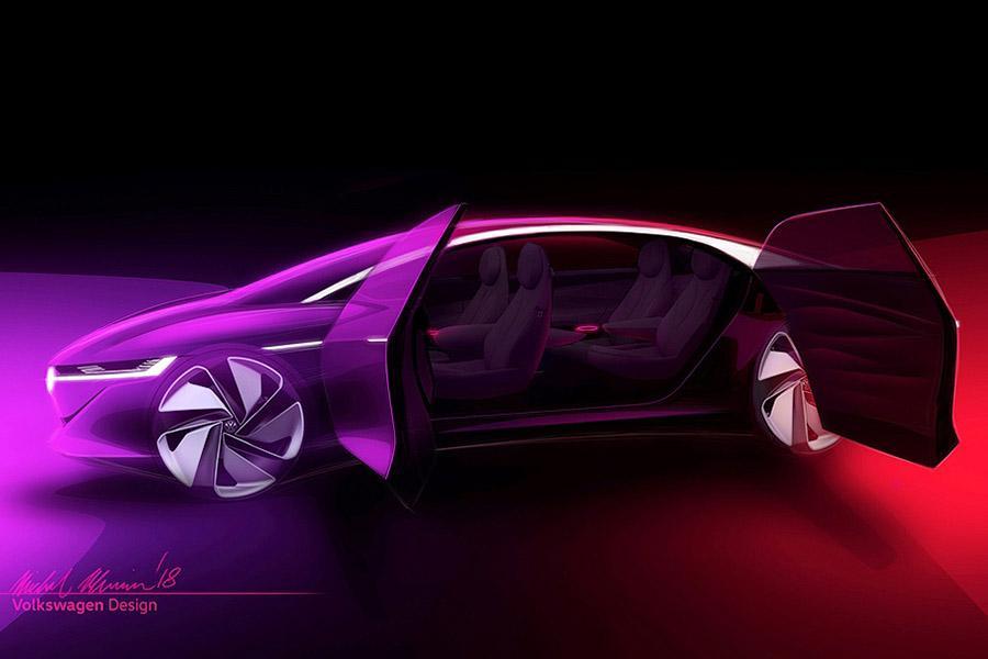 Volkswagen продолжает линейку электрических концептов ID