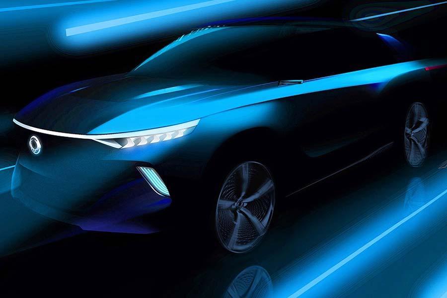 SsangYong покажет в Женеве прототип нового Actyon