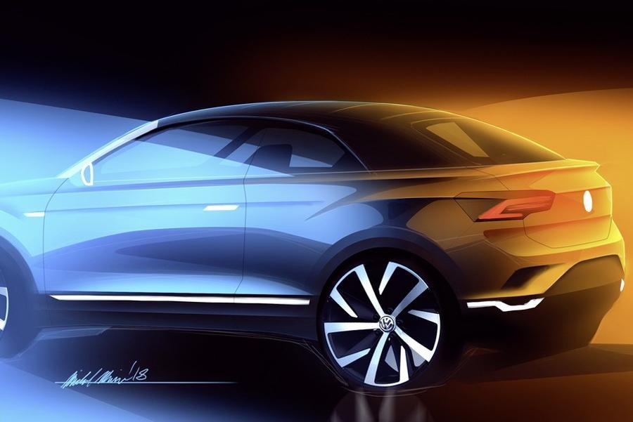 Volkswagen решился выпустить кроссовер-кабриолет