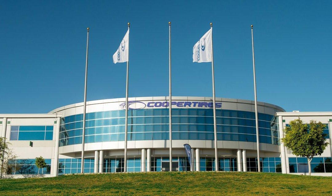 BAIC признала Cooper Tire & Rubber лучшим поставщиком комплектующих