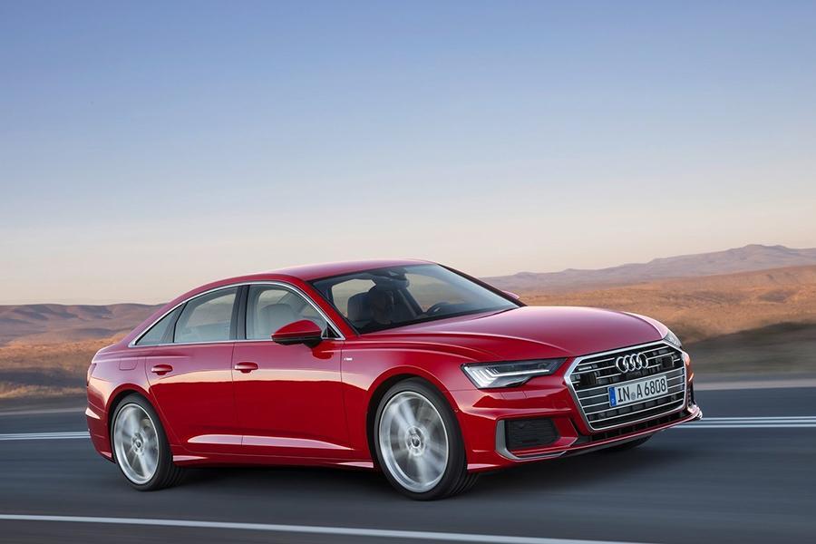 Audi A6 пятого поколения покажут в Женеве