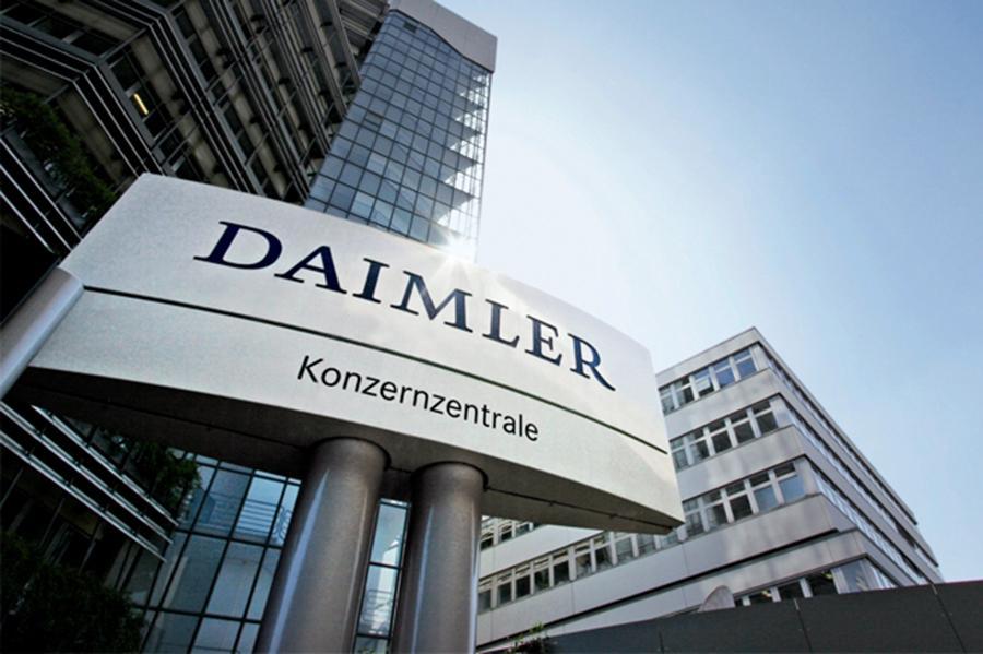 У концерна Daimler появились китайские владельцы