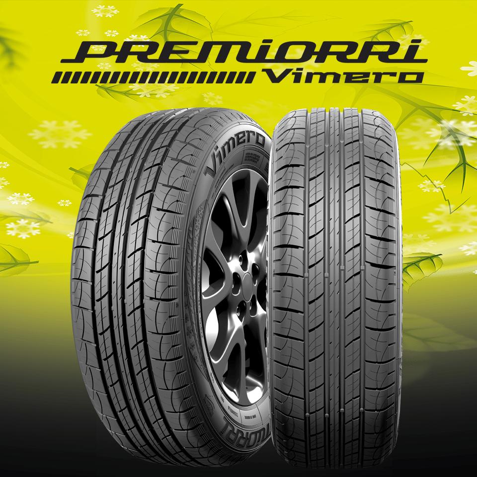 В линейке всесезонок Premiorri Vimero появились типоразмеры для компактных авто